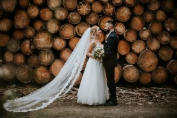Ola i Mateusz - ślub w Głogówku - plener na Biskupiej Kopie - Restauracja Lerch 222