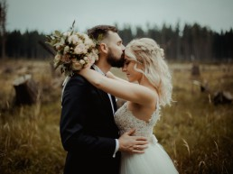 Ola i Mateusz - fotografia ślubna Głogówek 5