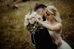 Ola i Mateusz - ślub w Głogówku - plener na Biskupiej Kopie - Restauracja Lerch 227