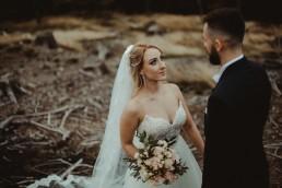 Ola i Mateusz - ślub w Głogówku - plener na Biskupiej Kopie - Restauracja Lerch 230