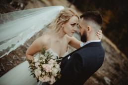 Ola i Mateusz - ślub w Głogówku - plener na Biskupiej Kopie - Restauracja Lerch 231
