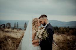 Ola i Mateusz - ślub w Głogówku - plener na Biskupiej Kopie - Restauracja Lerch 236