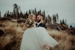 Ola i Mateusz - ślub w Głogówku - plener na Biskupiej Kopie - Restauracja Lerch 239