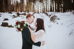 Zimowy ślub - Ania i Denis - Ślub w Tułowicach, Wesele w Hotelu Arkas 73