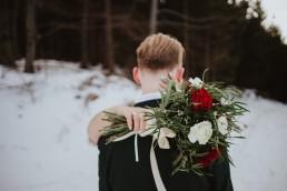 Zimowy ślub - Ania i Denis - Ślub w Tułowicach, Wesele w Hotelu Arkas 74