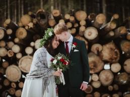 Zimowy ślub - Ania i Denis - Ślub w Tułowicach, Wesele w Hotelu Arkas 15