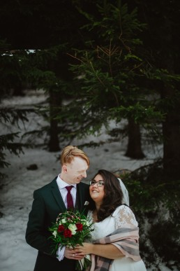 Zimowy ślub - Ania i Denis - Ślub w Tułowicach, Wesele w Hotelu Arkas 81