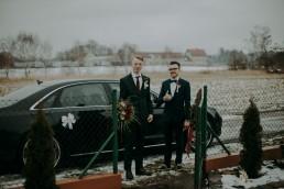 Zimowy ślub - Ania i Denis - Ślub w Tułowicach, Wesele w Hotelu Arkas 23