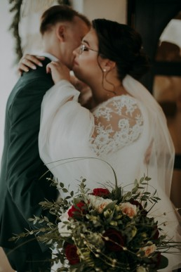 Zimowy ślub - Ania i Denis - Ślub w Tułowicach, Wesele w Hotelu Arkas 24