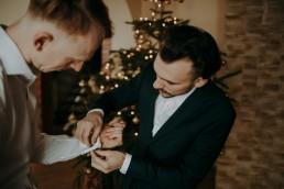 Zimowy ślub - Ania i Denis - Ślub w Tułowicach, Wesele w Hotelu Arkas 3