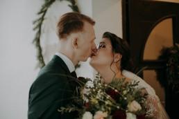 Zimowy ślub - Ania i Denis - Ślub w Tułowicach, Wesele w Hotelu Arkas 25