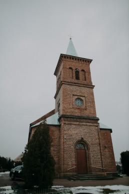 kościół w tułowicach w opolskim