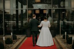 Zimowy ślub - Ania i Denis - Ślub w Tułowicach, Wesele w Hotelu Arkas 44