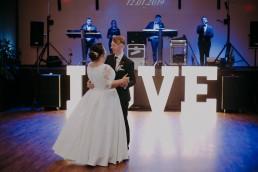 Zimowy ślub - Ania i Denis - Ślub w Tułowicach, Wesele w Hotelu Arkas 49