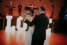 Zimowy ślub - Ania i Denis - Ślub w Tułowicach, Wesele w Hotelu Arkas 50