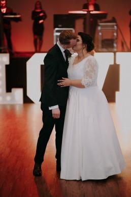 Zimowy ślub - Ania i Denis - Ślub w Tułowicach, Wesele w Hotelu Arkas 52