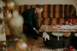 Zimowy ślub - Ania i Denis - Ślub w Tułowicach, Wesele w Hotelu Arkas 8