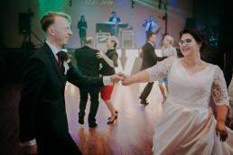 Zimowy ślub - Ania i Denis - Ślub w Tułowicach, Wesele w Hotelu Arkas 54