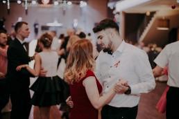 Zimowy ślub - Ania i Denis - Ślub w Tułowicach, Wesele w Hotelu Arkas 56