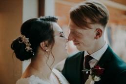 Zimowy ślub - Ania i Denis - Ślub w Tułowicach, Wesele w Hotelu Arkas 59
