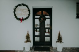 Zimowy ślub - Ania i Denis - Ślub w Tułowicach, Wesele w Hotelu Arkas 13