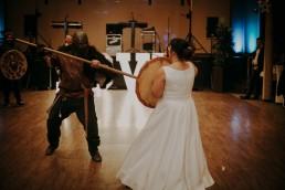 vikingowie na ślub