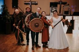 ślub vikingowie
