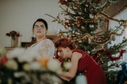 Zimowy ślub - Ania i Denis - Ślub w Tułowicach, Wesele w Hotelu Arkas 20
