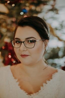 Zimowy ślub - Ania i Denis - Ślub w Tułowicach, Wesele w Hotelu Arkas 21