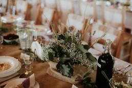 Rustykalne wesele w stodole dekoracje