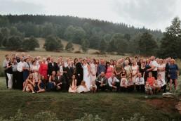 rustykalny ślub w górach