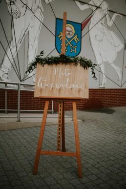 Własnoręczne dekoracje ślubne