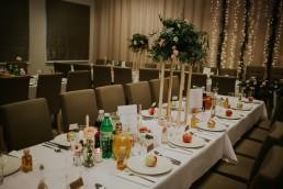 rustykalne dekoracje na wesele