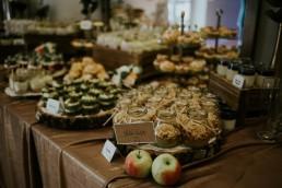słodki bufet diy