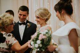 Joasia i Tomek - Czarujący ślub i wesele DIY w Trzebnicy pod Wrocławiem 33