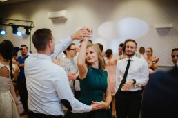 Joasia i Tomek - Czarujący ślub i wesele DIY w Trzebnicy pod Wrocławiem 46
