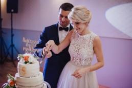 Joasia i Tomek - Czarujący ślub i wesele DIY w Trzebnicy pod Wrocławiem 53