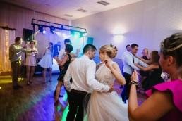 Joasia i Tomek - Czarujący ślub i wesele DIY w Trzebnicy pod Wrocławiem 57