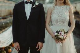 Joasia i Tomek - Czarujący ślub i wesele DIY w Trzebnicy pod Wrocławiem 65