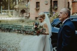 Joasia i Tomek - Czarujący ślub i wesele DIY w Trzebnicy pod Wrocławiem 17
