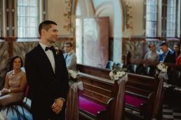Joasia i Tomek - Czarujący ślub i wesele DIY w Trzebnicy pod Wrocławiem 19