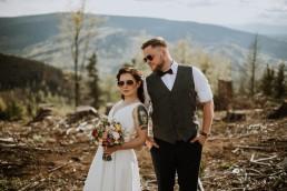 Natalka i Michał - ślub pełen kolorów w Prudniku - wesele Pod Wieżyczką 2