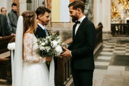 Ania i Łukasz - ślub w katedrze w Nysie, wesele w Karolówce 34
