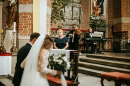 Ania i Łukasz - ślub w katedrze w Nysie, wesele w Karolówce 35
