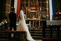 Ania i Łukasz - ślub w katedrze w Nysie, wesele w Karolówce 36