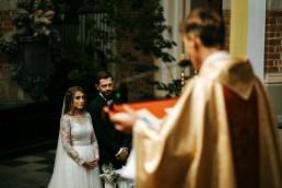 Ania i Łukasz - ślub w katedrze w Nysie, wesele w Karolówce 37