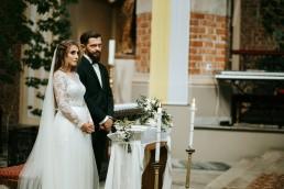Ania i Łukasz - ślub w katedrze w Nysie, wesele w Karolówce 38