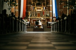 Ania i Łukasz - ślub w katedrze w Nysie, wesele w Karolówce 43