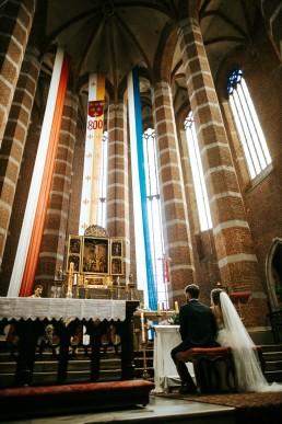 Ania i Łukasz - ślub w katedrze w Nysie, wesele w Karolówce 46