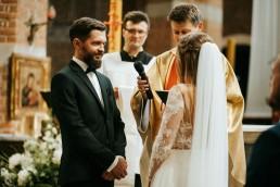 Ania i Łukasz - ślub w katedrze w Nysie, wesele w Karolówce 48